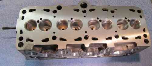 1 9 8v TDI VE Cylinder head CNC porting